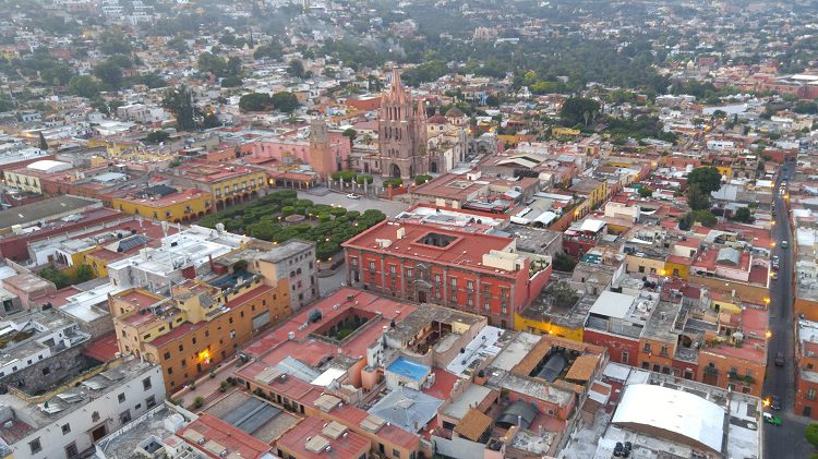 The Best City in the World – San Miguel de Allende